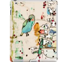 palm springs iPad Case/Skin