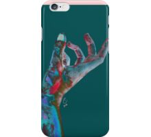 haptic touch iPhone Case/Skin