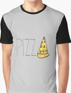 Pizza! Graphic T-Shirt