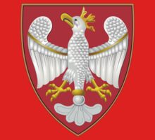 The Coat of Arms of Royal Poland Kids Tee