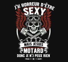 Sexy Motard - Funny Motorcycle Quotes T-Shirt
