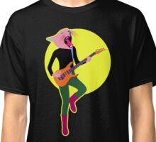 Screamin' Cat, Electric Guitar Classic T-Shirt