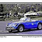 Daimler SP250 by oulgundog