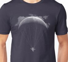 Parachute Moon Unisex T-Shirt