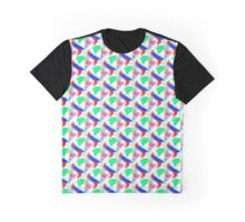 Colored Noise Graphic T-Shirt
