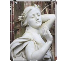 Miss Spring iPad Case/Skin