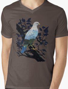 Eaglescape Mens V-Neck T-Shirt