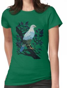 Eaglescape Womens Fitted T-Shirt