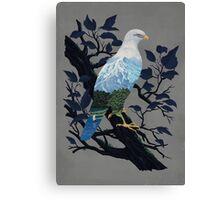 Eaglescape Canvas Print
