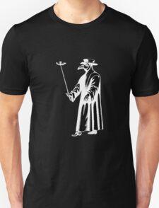 Doc beak - Plague doctor / Dr. Schnabel - Pestarzt T-Shirt