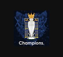 Leicester City Champions of England Unisex T-Shirt