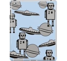 Space Age laptop  iPad Case/Skin