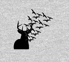 Deer and Birds Unisex T-Shirt