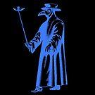 Doc beak - Plague doctor / Dr. Schnabel - Pestarzt by Bela-Manson