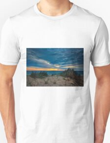 Cloudy Sunrise on Cape Cod Unisex T-Shirt