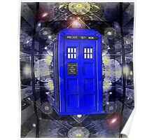 TARDIS CLASSIC LONDON POLICE BOX 1 Poster