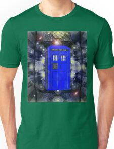 TARDIS CLASSIC LONDON POLICE BOX 1 Unisex T-Shirt