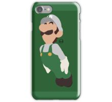 Luigi (Fire) - Super Smash Bros. iPhone Case/Skin