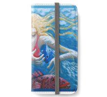 Tropical seas iPhone Wallet/Case/Skin