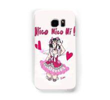 Nico Nico Ni! Samsung Galaxy Case/Skin