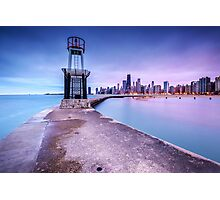The Secondcity Dawn Photographic Print