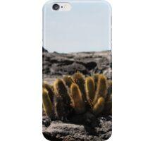 Galapagos Lava Cactus iPhone Case/Skin