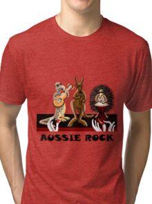 Aussie Rock Tri-blend T-Shirt