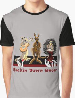 Rockin Down Under Graphic T-Shirt