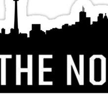 Toronto Raptors - We The North Sticker