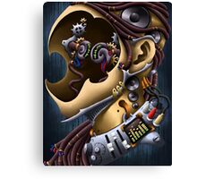 Auditory System Canvas Print