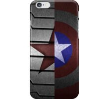 Steve and Bucky Shield iPhone Case/Skin