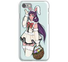 Easter Girl iPhone Case/Skin