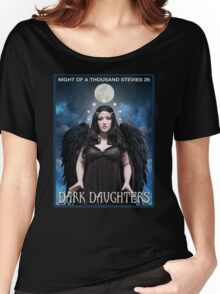 Night of 1000 Stevies 26: Dark Daughters T Shirts Benefit Animals Women's Relaxed Fit T-Shirt