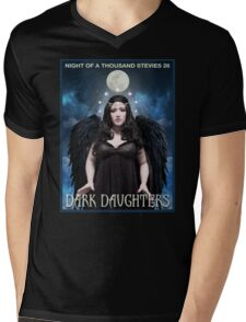 Night of 1000 Stevies 26: Dark Daughters T Shirts Benefit Animals Mens V-Neck T-Shirt