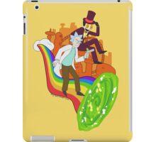 Rick & Wardy iPad Case/Skin