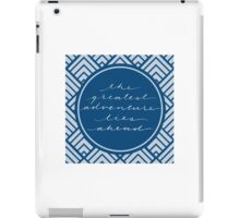 The Greatest Adventures iPad Case/Skin