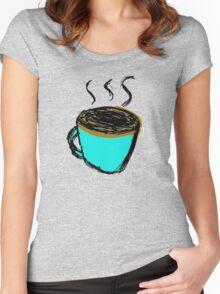 Jeff's Mug Women's Fitted Scoop T-Shirt