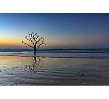 Low Tide Calm at Botany Bay Photographic Print
