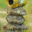 Sandstone Stack Box by Penny Smith