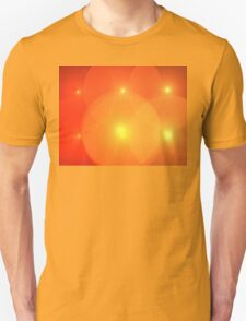Red Sun Marbles T-Shirt