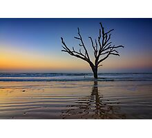 Ripples - Botany Bay Plantation Photographic Print