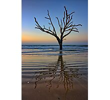 Rippled Reflection - Botany Bay Photographic Print