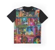 Whimsy Trove - Treasure Hunt Graphic T-Shirt