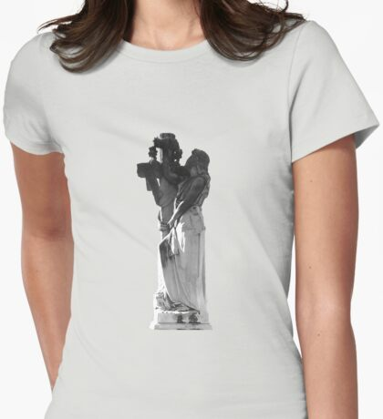 Votive Womens Fitted T-Shirt