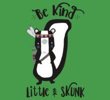Woodland Skunk Kids Tee