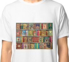 A Daydreamer's Book Shelf Classic T-Shirt