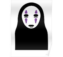 no face Poster