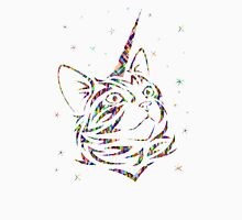 Behold the Wondrous Unicat! Womens Fitted T-Shirt