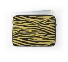0460 Old Gold Tiger Laptop Sleeve