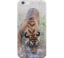 Young Bengal Tiger iPhone Case/Skin